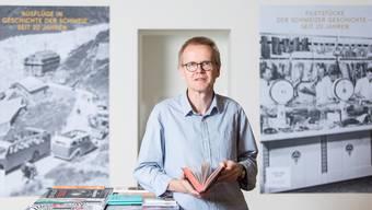 Bruno Meier: «In Zürich bieten sich uns gleich in mehrfacher Hinsicht Gelegenheiten, die wir nutzen möchten.»