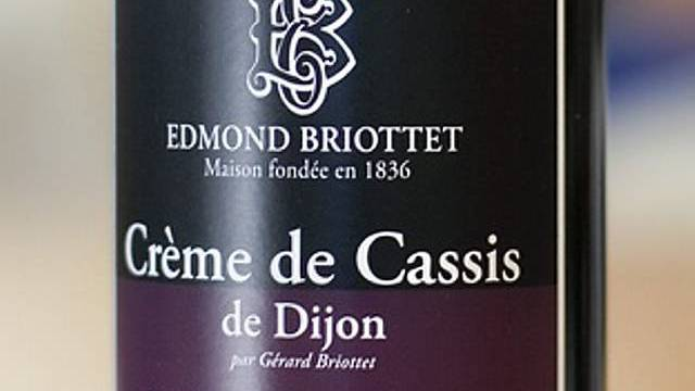 Likör Cassis-de-Dijon (Archiv)