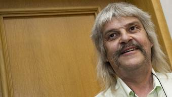 Bernard Rappaz wartet auf das Urteil