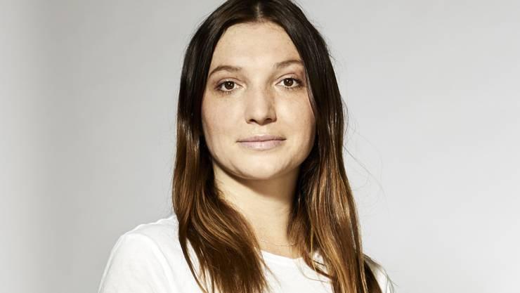 Iluska Grass hat den Prix Courage 2019 gewonnen.
