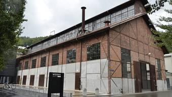Impressionen von der Alten Schmiede und dem Kulturlokal Werkk kurz vor der Eröffnung