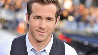 Ryan Reynolds ist der «Sexiest Man Alive»