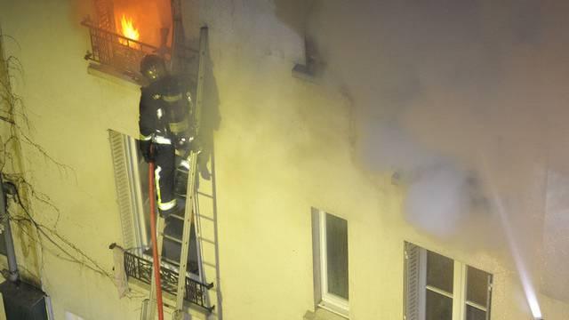 Feuerwehreinsatz in Paris (Archiv)