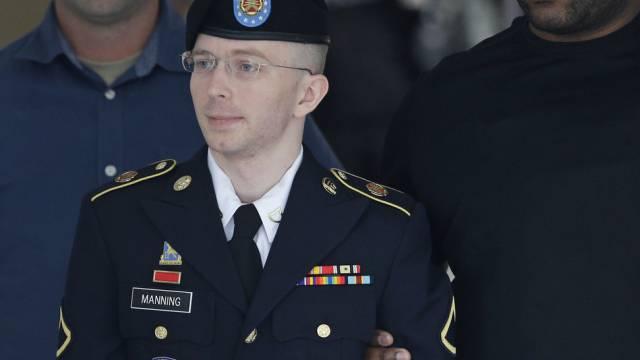 Bradley Manning zeigt Reue (Archiv)