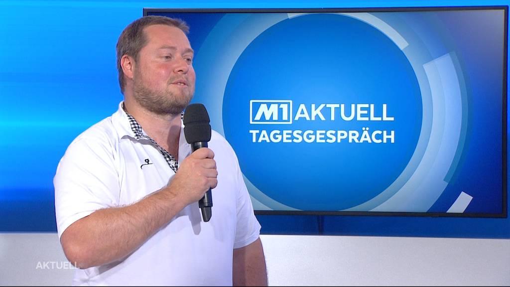 Philipp Bonorand über den FC Aarau