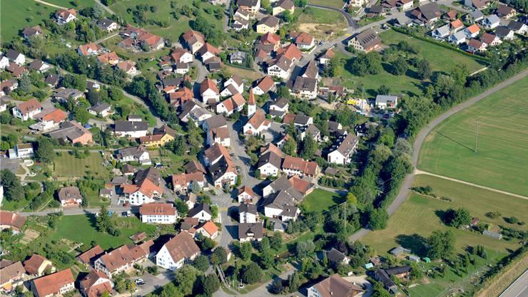 Die wachsende Gemeinde Oeschgen braucht mehr Schulraum.