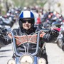 Laut lärmende Motorräder sorgen für Knatsch.