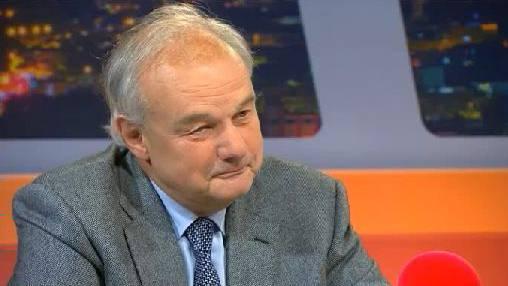 Christian Wanner im «Talk Täglich».