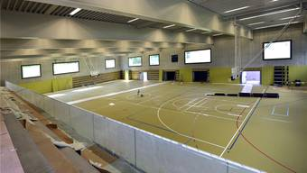 Die Gebühren für das Sportzentrum Bechburg waren zu tief angesetzt.