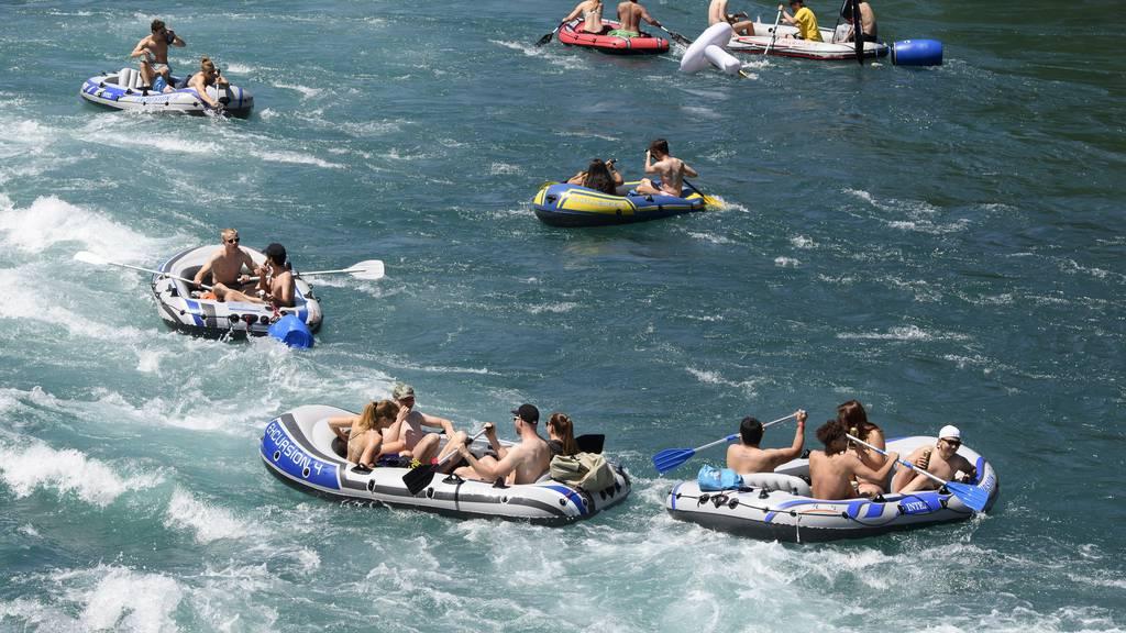 Lebensretter warnen vor zusätzlichen Badeunfällen