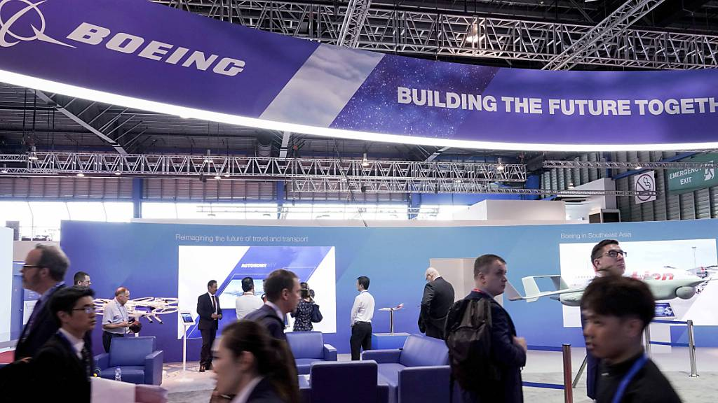Boeing-Konzern ergattert grosse Rüstungsaufträge aus Saudi-Arabien