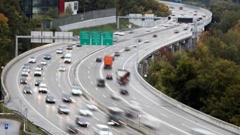 Ein Autobahnanschluss würde mehr Verkehr bedeuten. (Symbolbild)