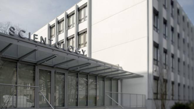 Die neue Niederlassung der Basler Scientologen scheint zwar seit einiger Zeit fertig, eröffnet werden soll sie jedoch erst im April. Foto: Keystone