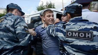 Putin-Kritiker Nawalny muss ins Straflager