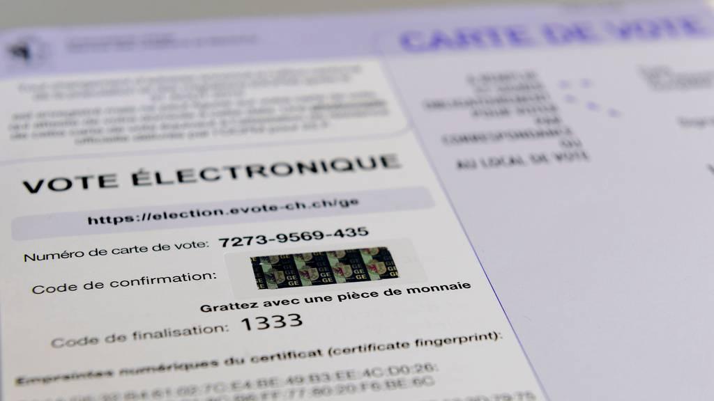 E-Voting in Schweiz: Experten sehen bei Sicherheit und TransparenzHandlungsbedarf