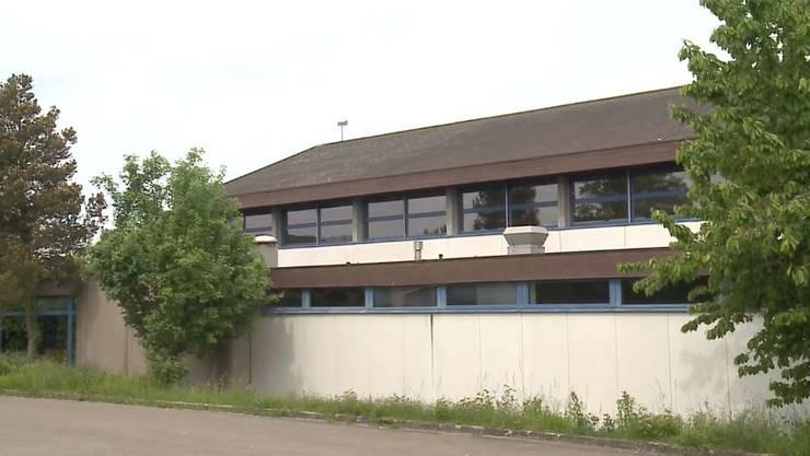 Die Mehrzweckhalle Lüsslingen-Nennigkofen soll saniert werden.