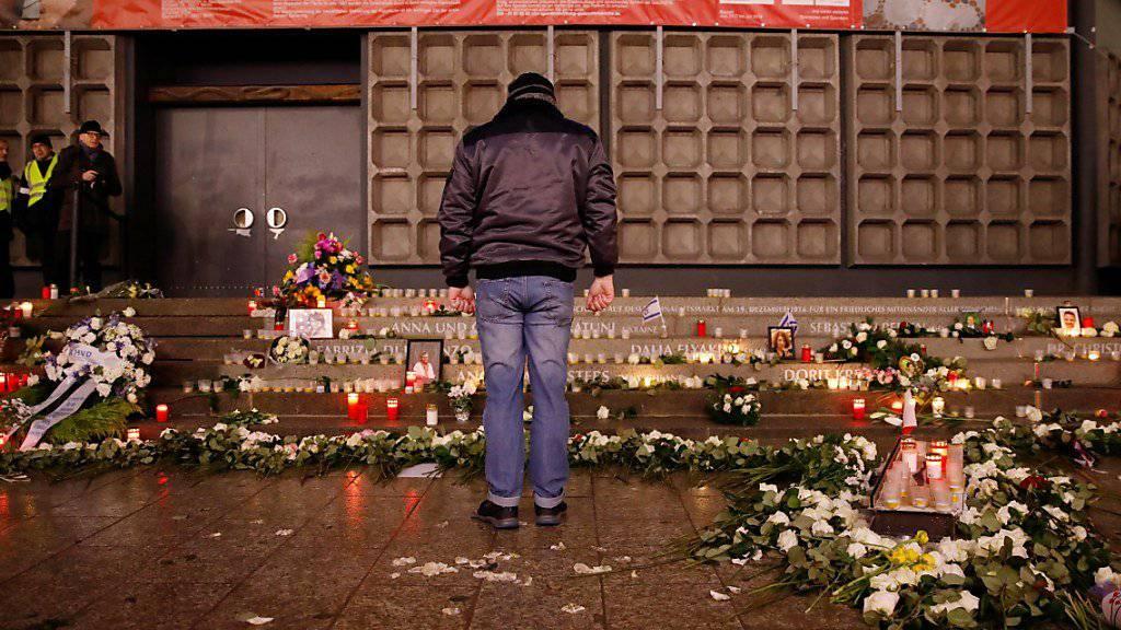 «Zu viel falschgelaufen»: der ehemalige deutsche Datenschützer Peter Schaar zur Behördenarbeit vor dem Attentat auf den Berliner Weihnachtsmarkt am Breitscheidplatz 2016 mit zwölf Toten.