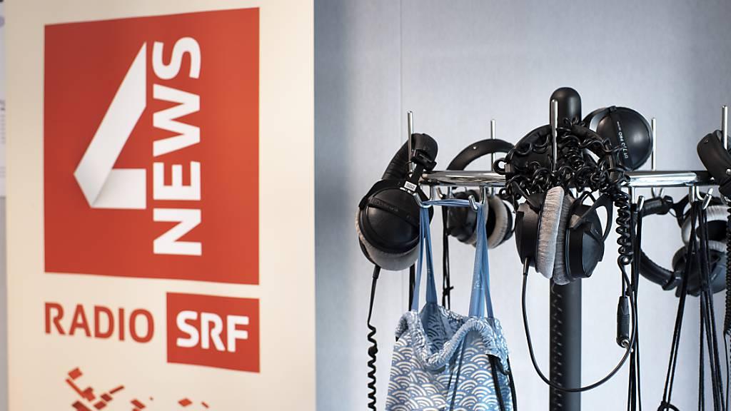 70 Newsleute von Radio SRF müssen von Bern nach Zürich