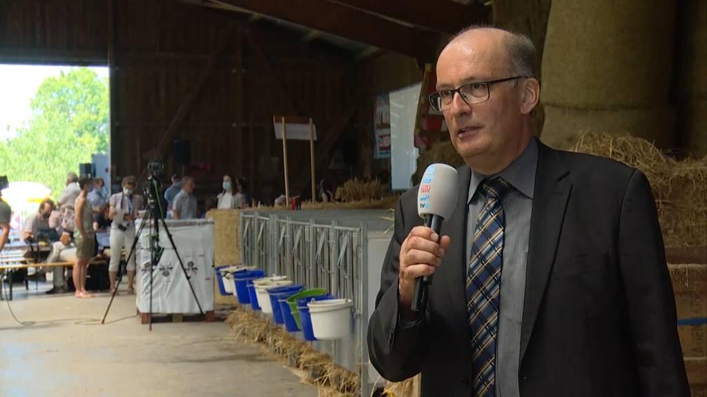 Bio-Bauer Markus Ritter: «Das Nein zu den Agrar-Initiativen ist ein historischer Entscheid»