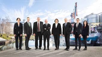 So präsentiert sich die neue Basler Regierung