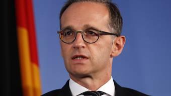 Der deutsche Aussenminister Heiko Maas will das Einstimmigkeitsprinzip in der EU-Aussenpolitik abschaffen.