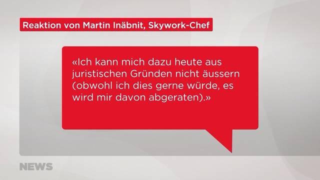 Wo ist der SkyWork-Chef Martin Inäbnit?