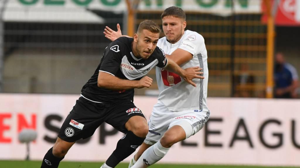 Lugano startet mit verdientem Sieg in die Saison