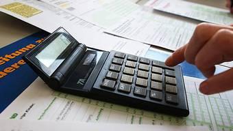 Symbolbild zu Steuern