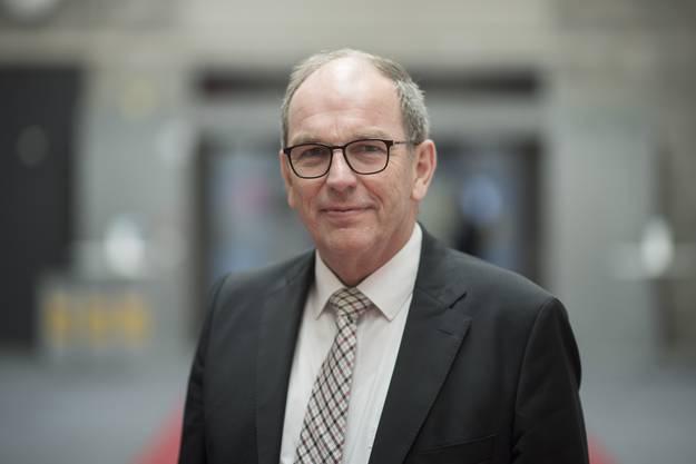 Bruno Damann, Gesundheitsdirektor  des Kantons St. Gallen