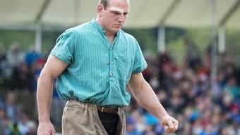 Bruno Gisler - wie Martin Grab im grünen Hemd