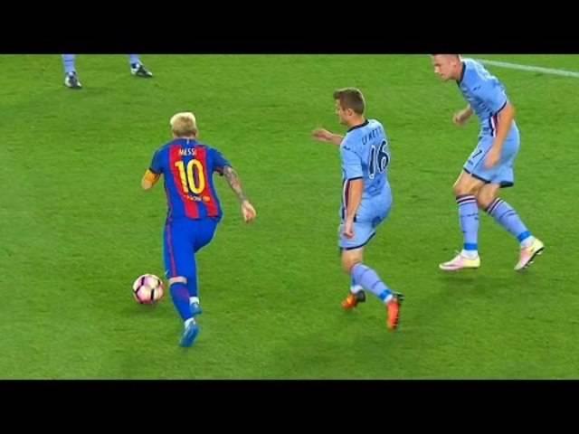 Lionel Messi 2016/17 ● Dribbling Skills & Goals ● Full HD 1080p