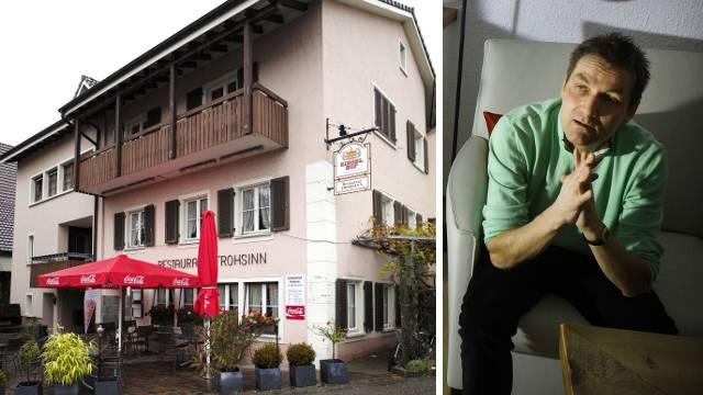 Restauranttester Daniel Bumann hilft dem «Frohsinn» in Himmelried.