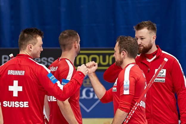 Dank seinem Sieg gegen Dänemark konnte das junge Team bei seinem Debüt in den Final einziehen. Seit 24 Jahren hatte dies kein Schweizer Team mehr geschafft.