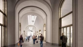 So soll der Basler Westbahnhof umgestaltet werden