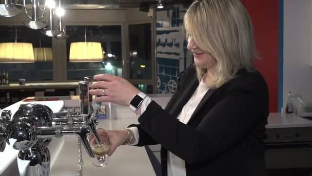 Frauen in Führungspositionen: Eine Bier-Sommelière macht Karriere