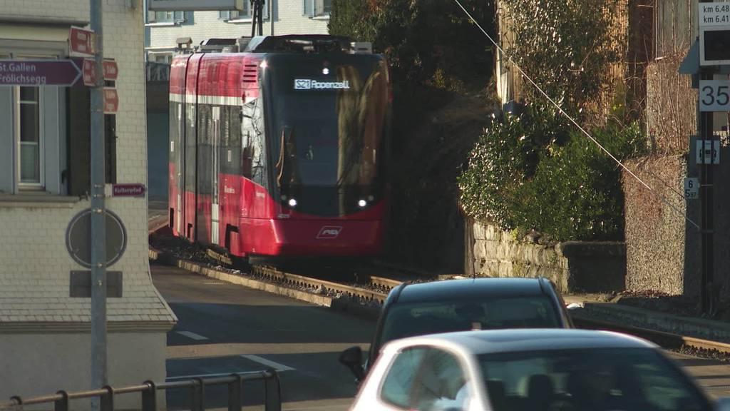 Bahn-Chaos Teufen: Tunnel doch wieder eine Option