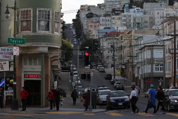 Ohnehin muss ich sagen_San Francisco hat etwas.