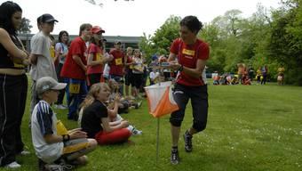 Am sCOOL-Cup Nordwestschweiz nahmen über 500 Schülerinnen und Schüler teil.