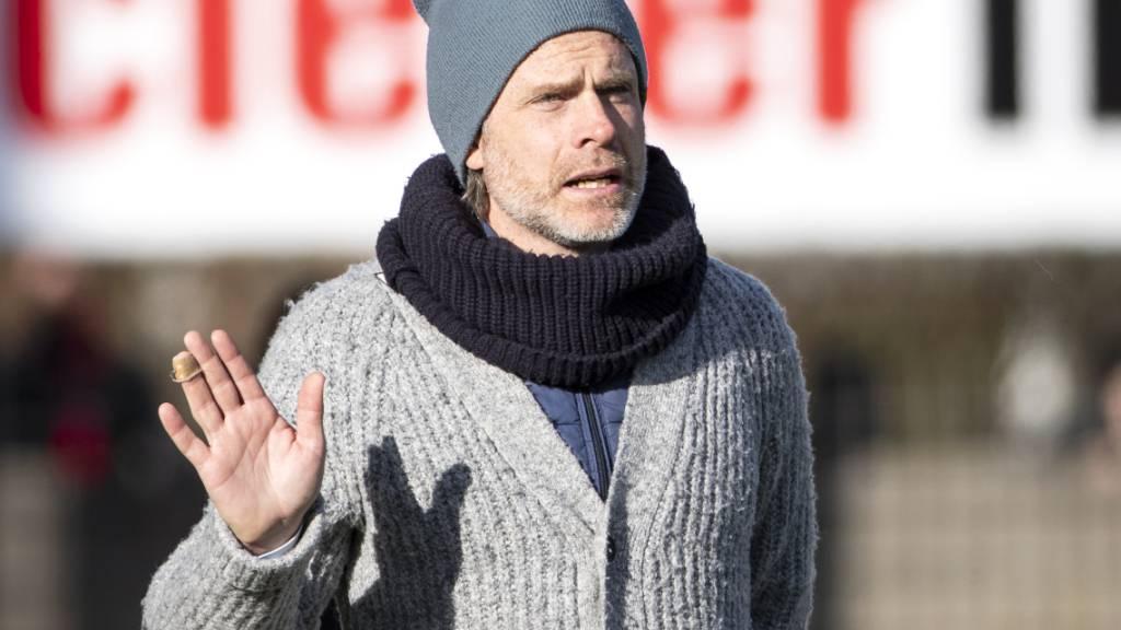 Der FC Aarau von Trainer Stephan Keller marschierte problemlos in den Cup-Halbfinal