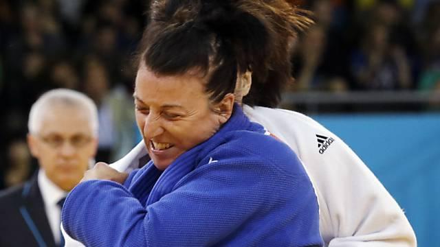 Podestplatz für Juliane Robra am European Open in Sofia