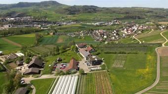 Für die Erschliessung des Forschungsinstituts für biologischen Landbau wurde ein Kredit von rund 2,3 Millionen Franken bewilligt. ZVG