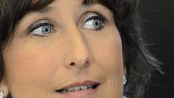 Christine Bussat war letzten Herbst erfolglos Kandidatin der BDP Waadt für einen Sitz im Nationalrat. (KEYSTONE/Jean-Christophe Bott)