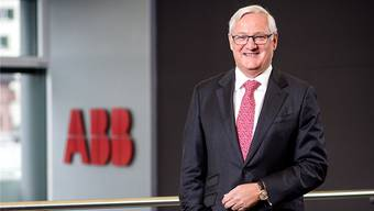 Chairman of the Board at ABB Peter Voser at the ABB Headquarters in Zürich Oerlikon.