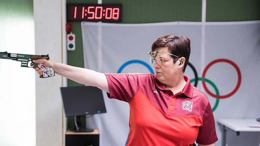 Heidi Diethelm Gerber muss am Freitag im zweiten Qualifikations-Teil für den Finalvorstoss noch Plätze gutmachen.