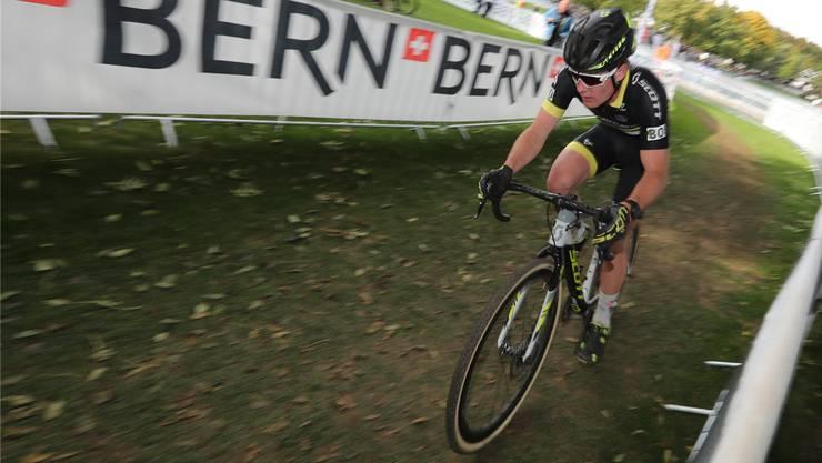 2017 machte der Radquer-Tross erstmals Halt in Bern. Jetzt findet bereits ein Weltcup-Rennen statt.