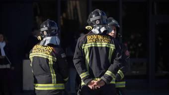 Wegen eines Bomben-Verdachts am wichtigsten Bahnhof in Barcelona wurden Züge evakuiert.
