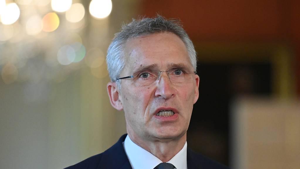 Jens Stoltenberg, Generalsekretär der Nato.