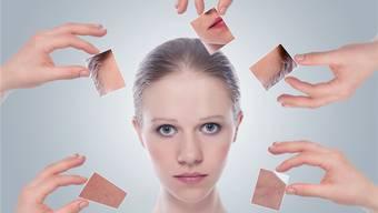 Die Proportionen des Gesichts entscheiden darüber, wie eine Person wahrgenommen wird. Vor allem wie schmal der Kiefer ist, verleitet uns zu Urteilen.shutterstock