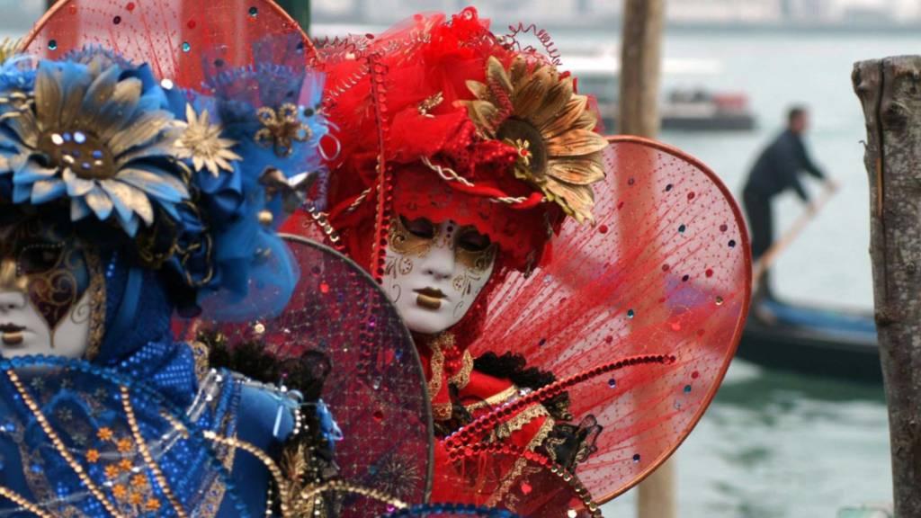 Hallo, Venedig gibt's noch: Streaming-Karneval in der Lagunenstadt