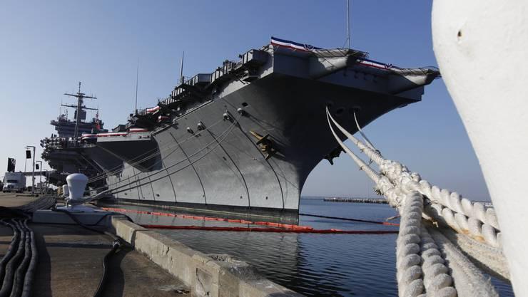 USS Enterprise Inactivation